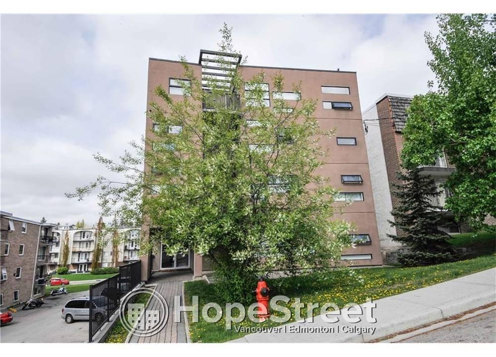 201 - 2316 17B Street SW, Calgary, AB - 1,250 CAD/ month