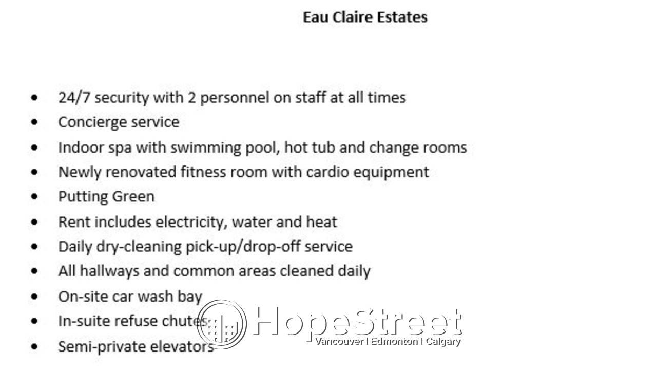 1800sf Eau Claire Estates