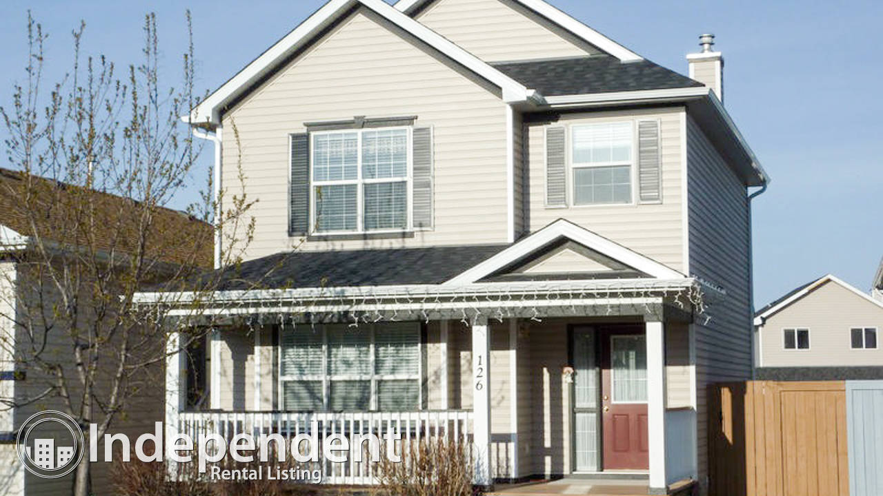 4 Br 2 Story Home for Rent in Bridlewood