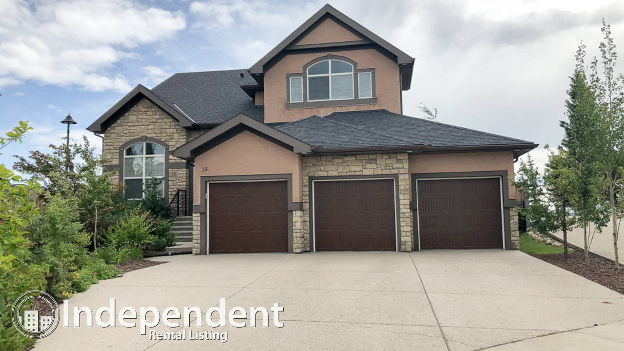 Gorgeous 5 Bedroom House forRent in Aspen Woods