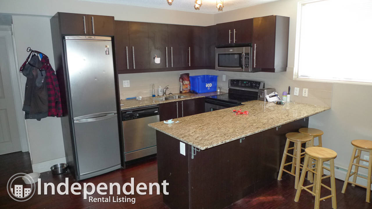1 Bedroom Basement Condo Unit in Capitol Hill, Close to SAIT
