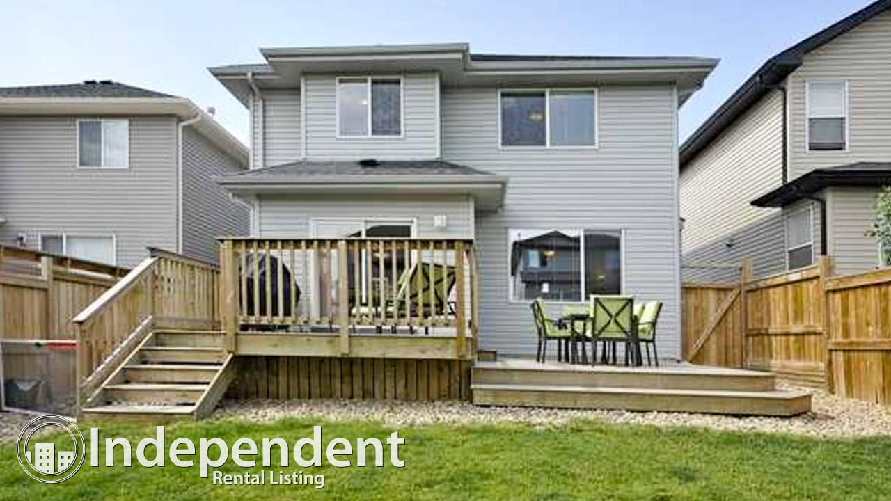 3 Bedroom House in Kincora: Pet Negotiable