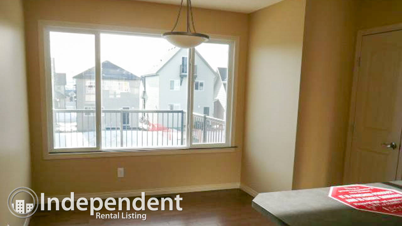 3 Bedroom Two-Storey Home in Cochrane: June Rent Free & 2 weeks in July FREE