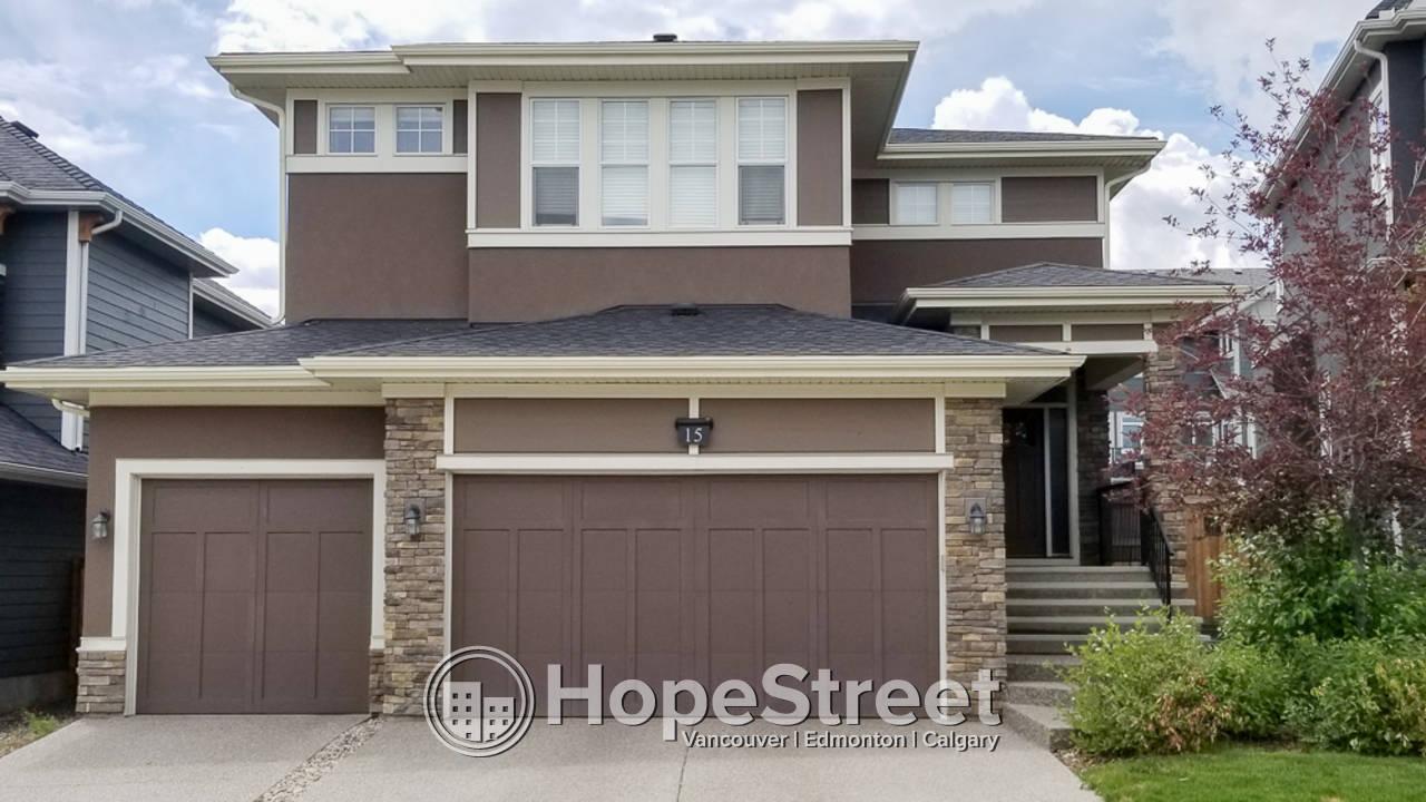 Triple Garage Aspen Estates Home