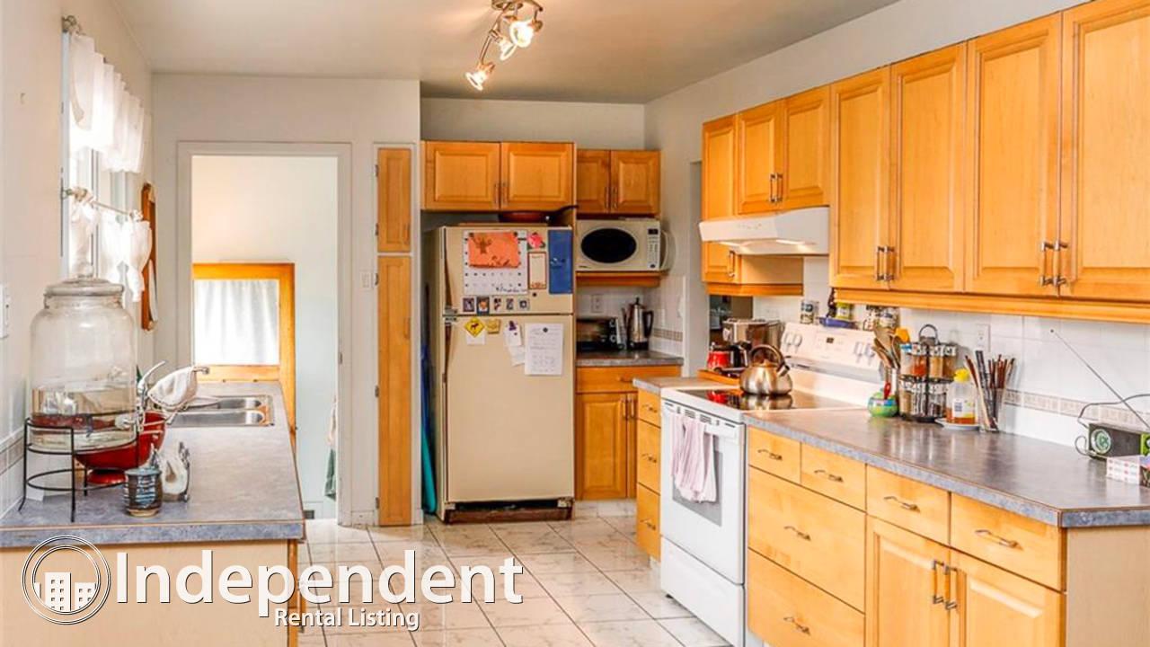 3 Bedroom Bungalow For Rent In Haysboro Pet Negotiable
