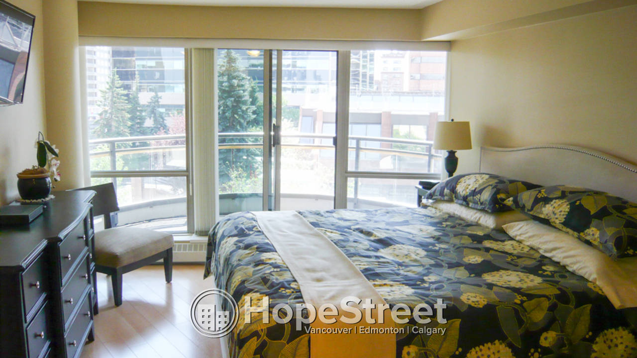 2 Bedroom Executive Rental in Downtown West End