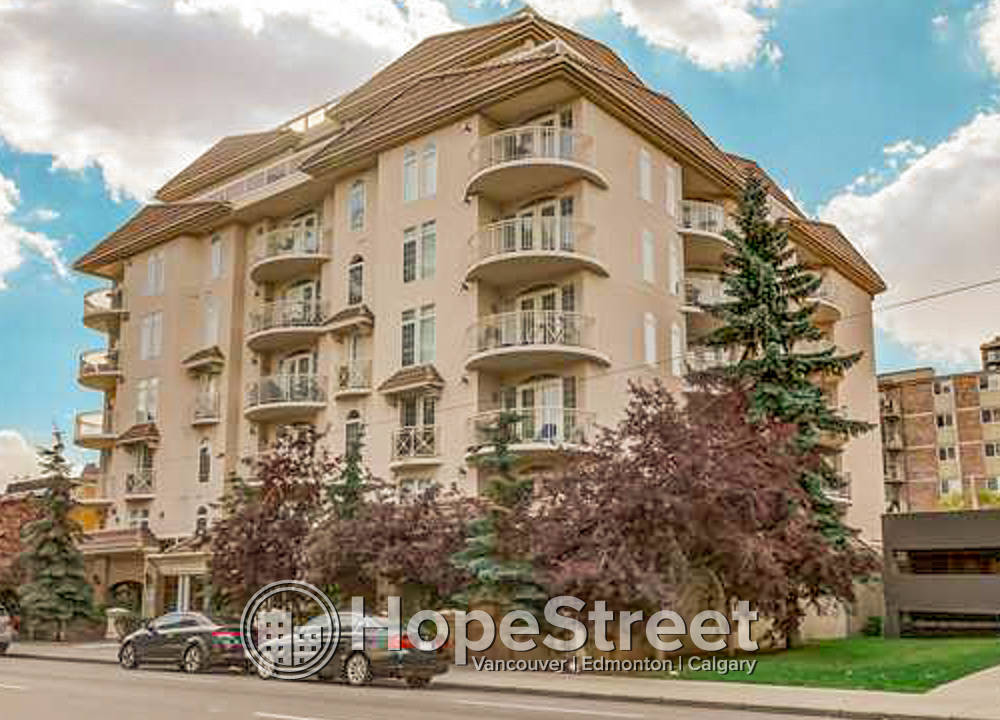 401 - 1315 12 Avenue SW - 1495CAD / month