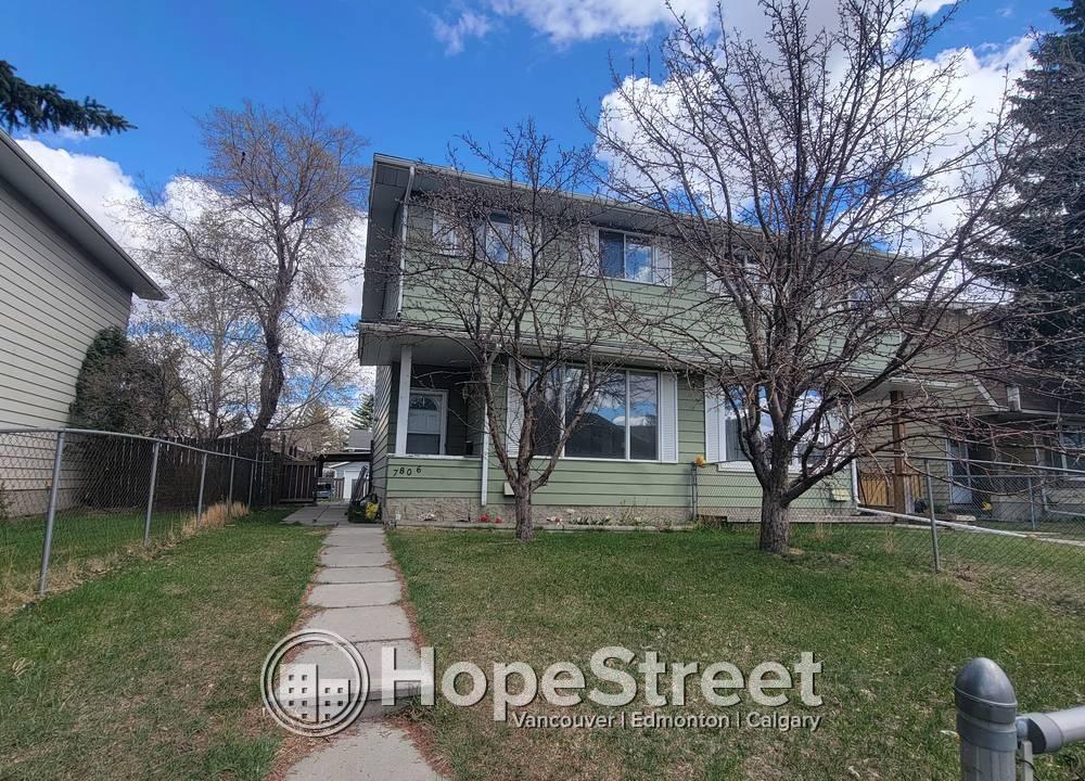 7806 21 Street  SE - 1350CAD / month