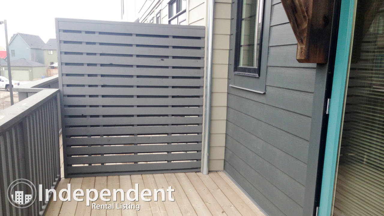 2 Br Contemporary Townhouse in Community of Walden