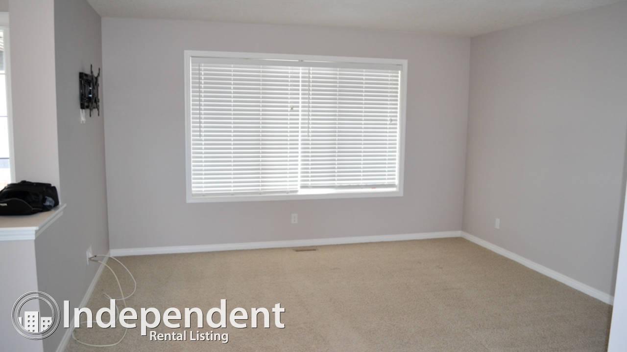 3 Bedroom Duplex for Rent in Legacy