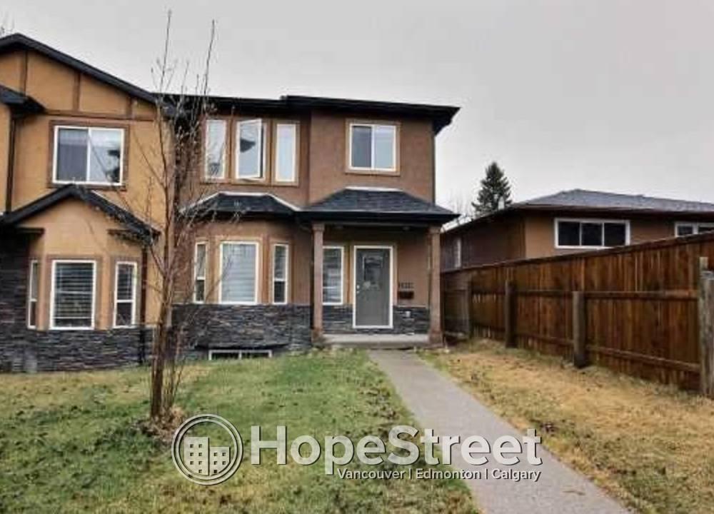 1612 42 Street SW, Calgary, AB - $1,895