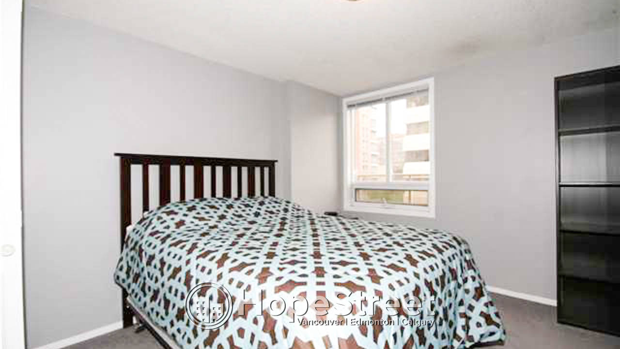 2 Bedroom Condo in Downtown: Furnished