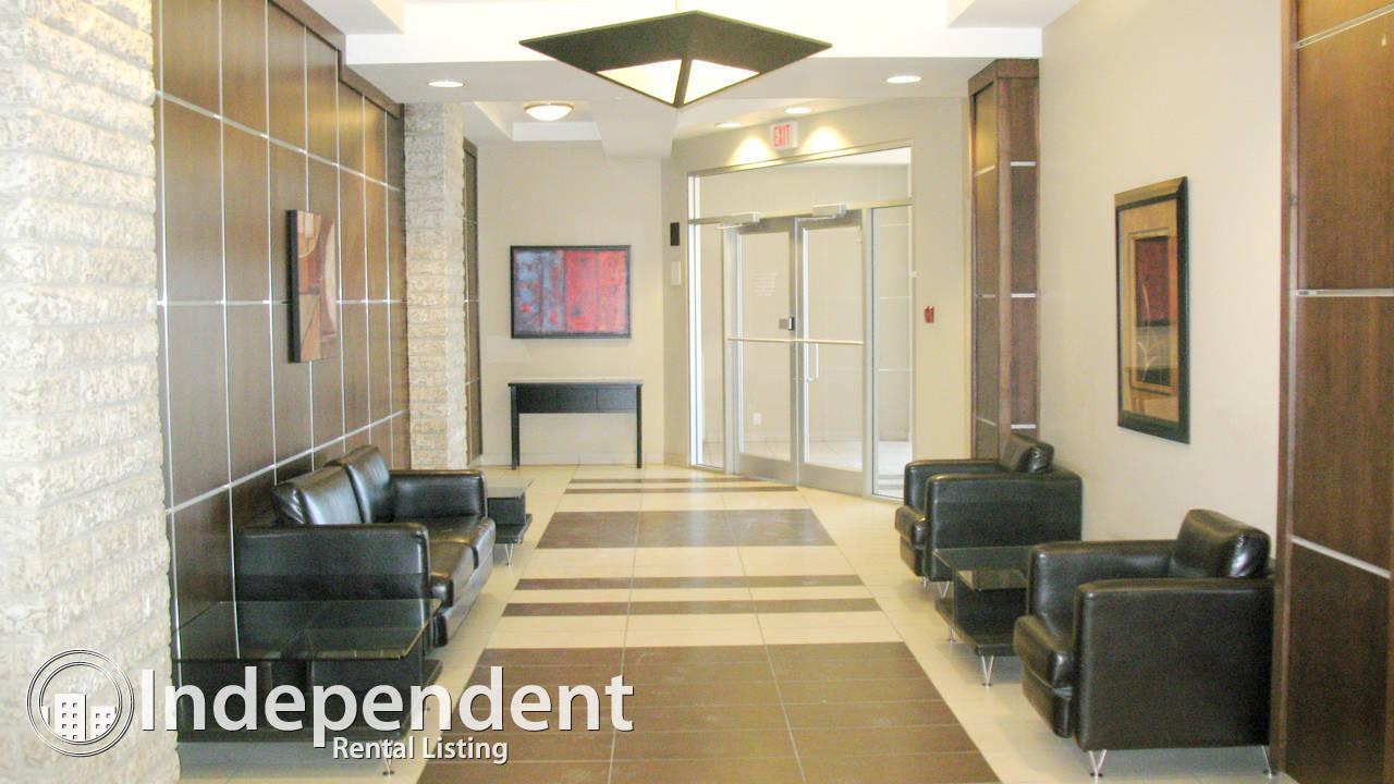 1 Bedroom + Den Condo For Rent in Haysboro