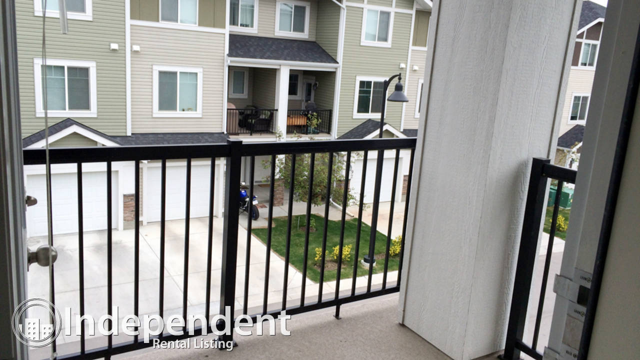 2 Bedroom Apartment in Chestermere: Pet Friendly