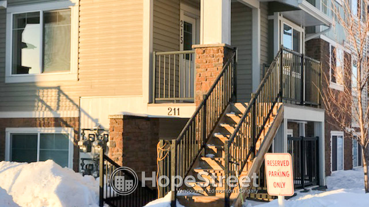 2 Bedroom Apartment In Chestermere: Pet Friendly!