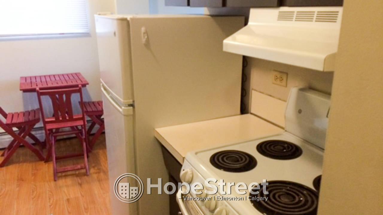 1 Bedroom Apartment for Rent in Mount Pleasant