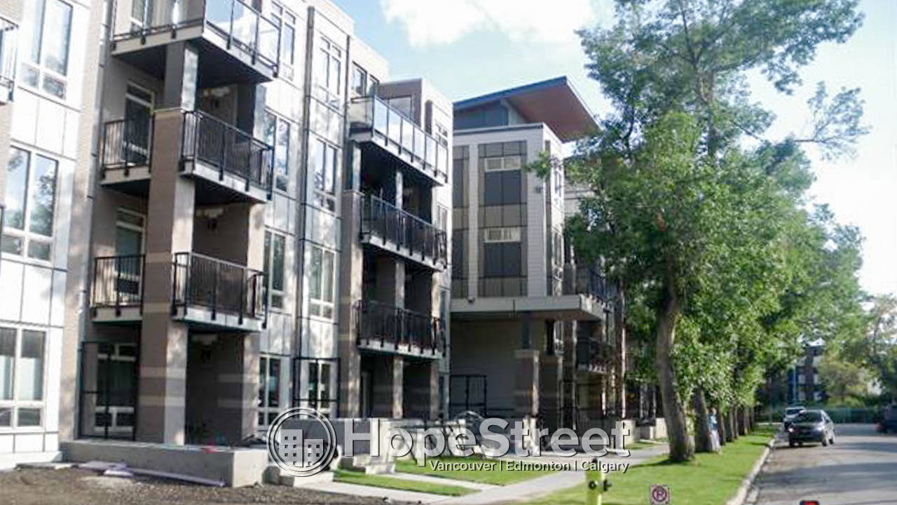 Brand New 2 Br Condo for Rent in Kensington