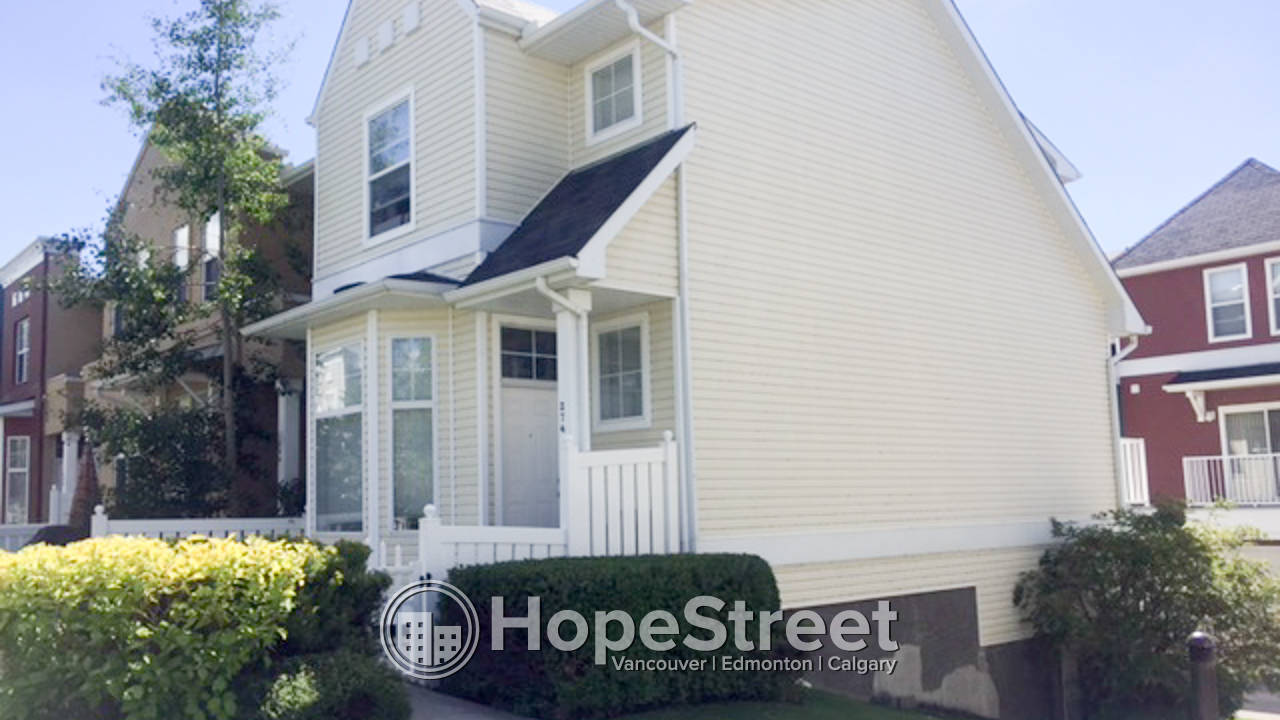 2 Br Townhouse for Rent in McKenzie Towne: Pet Negotiable