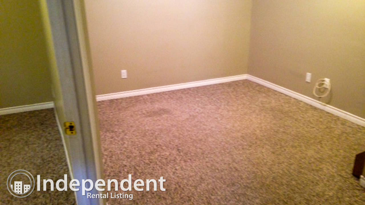 1 Bedroom Basement Suite for Rent in Huntington Hills