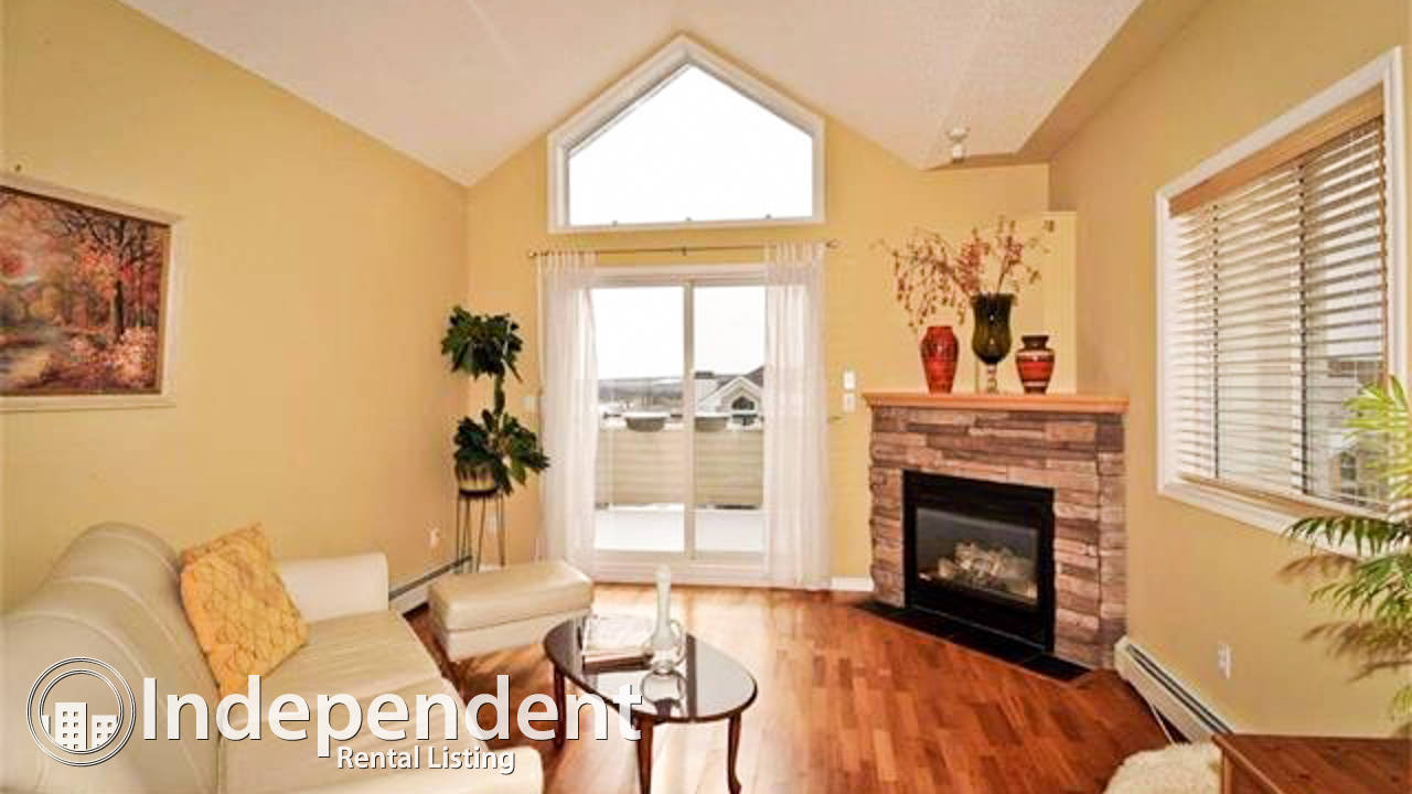 Top Floor 2 Bedroom Condo for Rent in Springbank Hill
