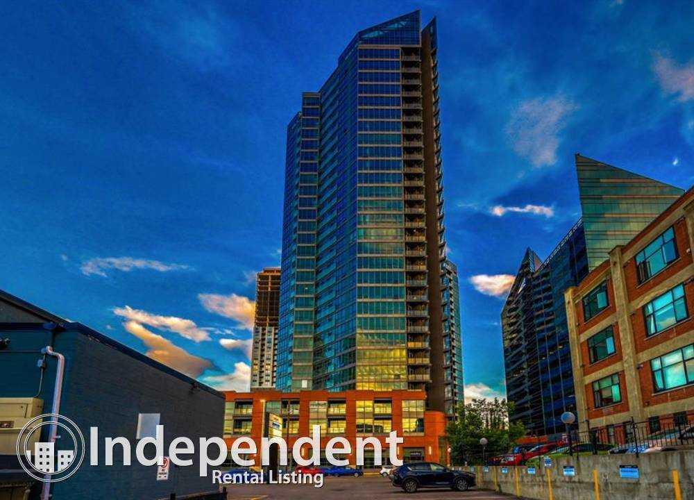 1207 - 225 11 Avenue  SE, Calgary, AB - 1,395 CAD/ month