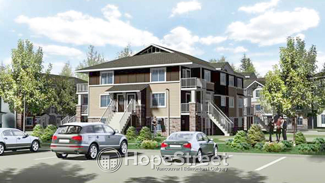 Top Floor 2 Bedroom Apartment in Chestermere: Pet Friendly