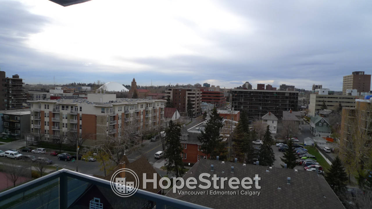 1 Br Condo on 8th Floor for Rent in Victoria Park