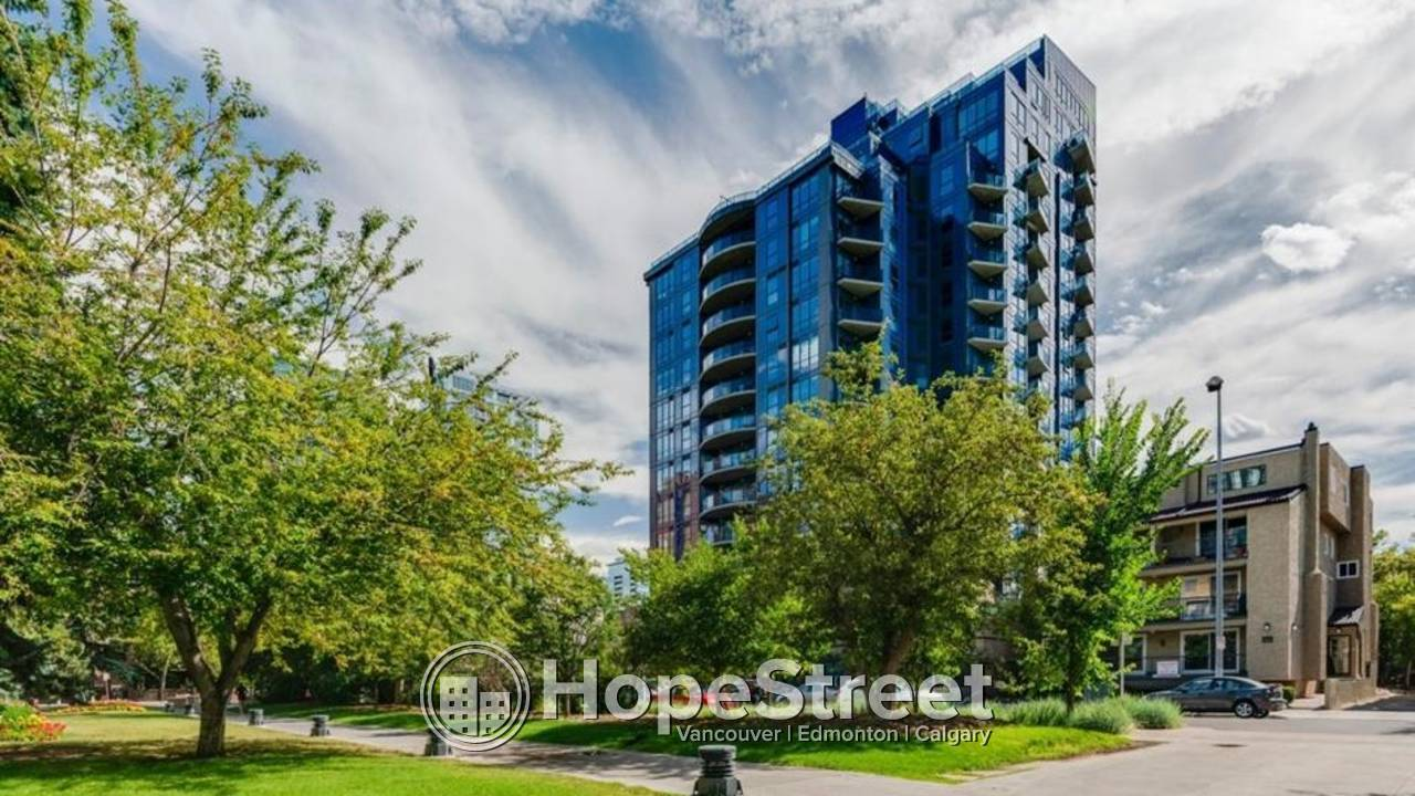 1 Bed Condo on 8th Floor for Rent in Victoria Park/ Heat & Water Included!