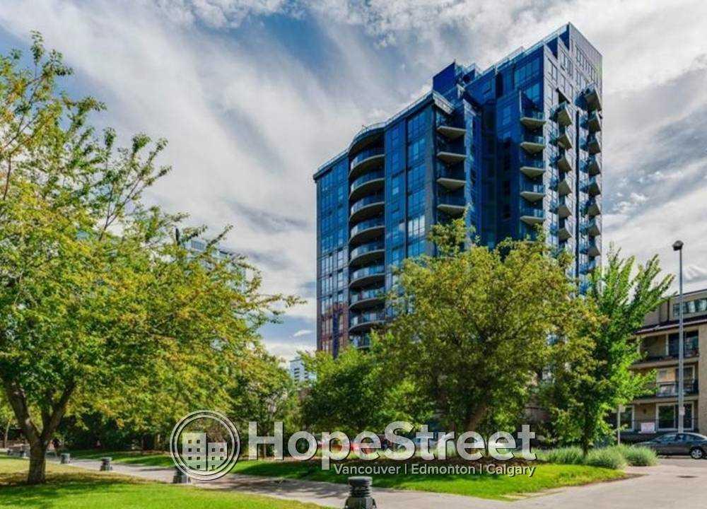 809 - 303 13 Avenue SW - 1250CAD / month