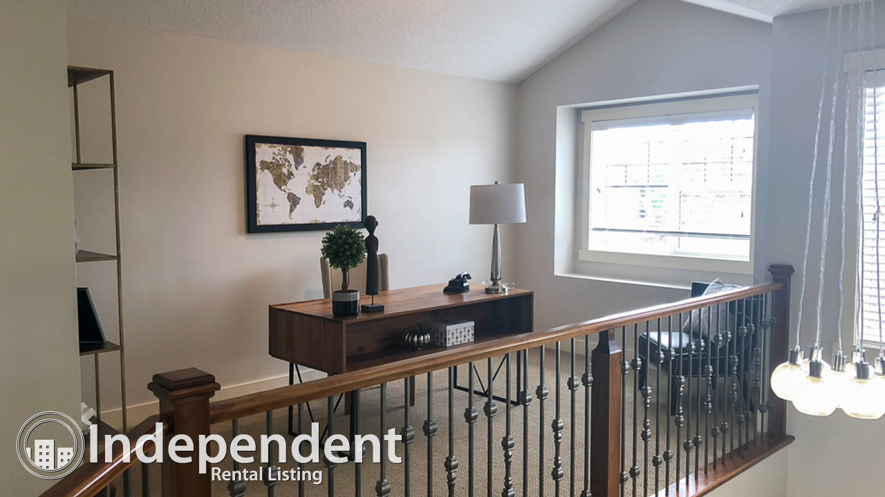 3 Br House with Walk-Out Basement for Rent in Discovery: Pet Friendly