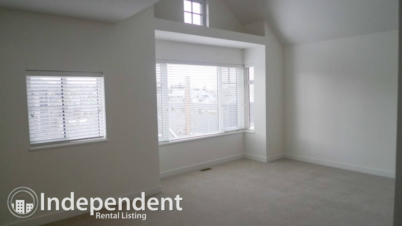 3 Br with 2 Underground Parking Duplex for Rent in Bankview