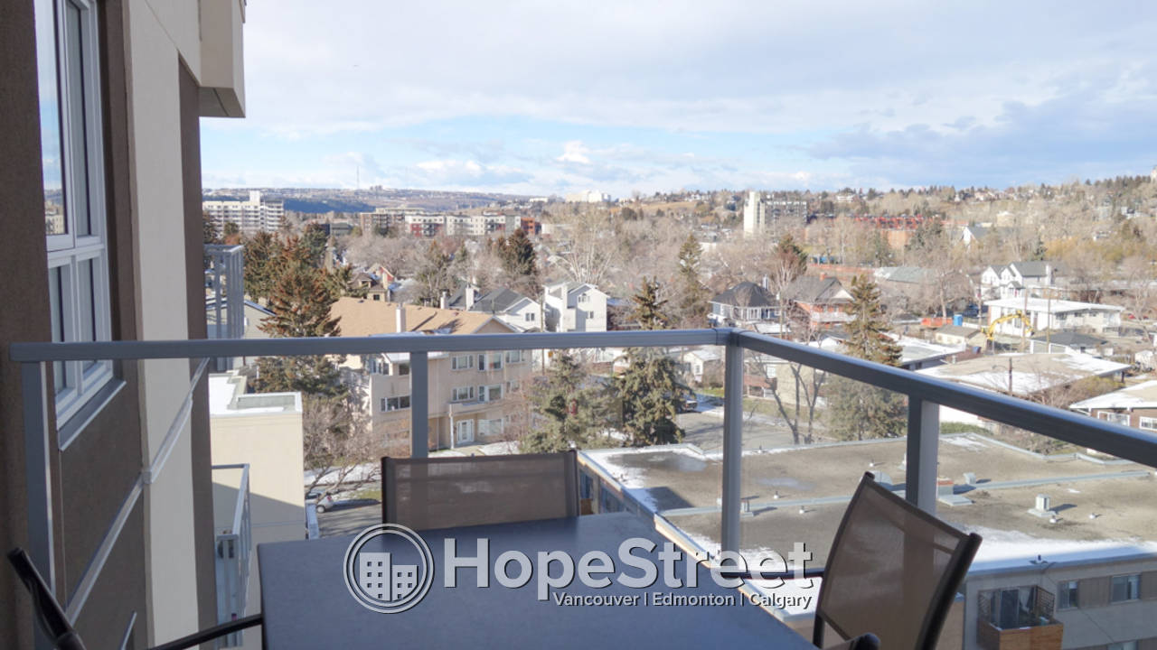 Newly Built 1 Br Condo for Rent in Kensington: Pet Friendly
