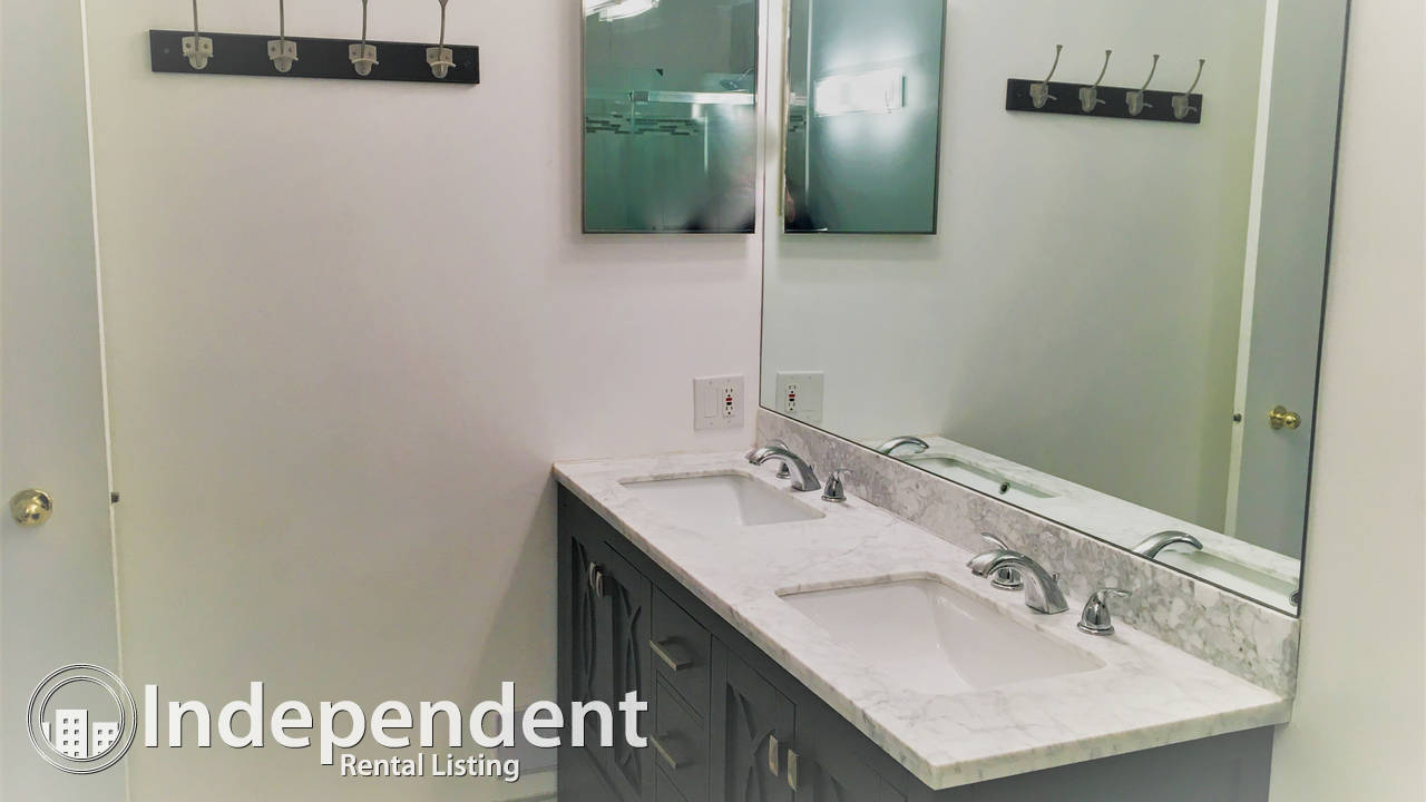 2 Bedroom Condo For Rent in Braeside: Pet Friendly, Water and Heat Included