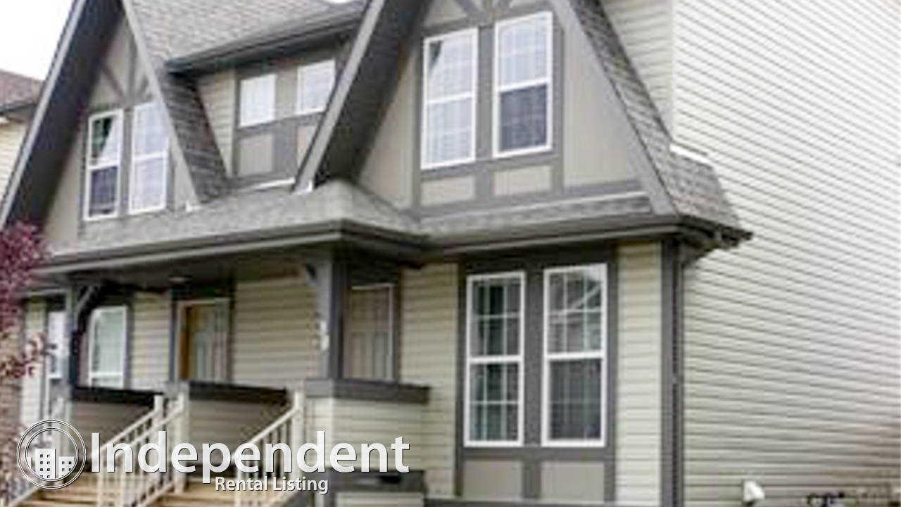 2 Bedroom Duplex for Rent in McKenzie Towne: Pet Friendly