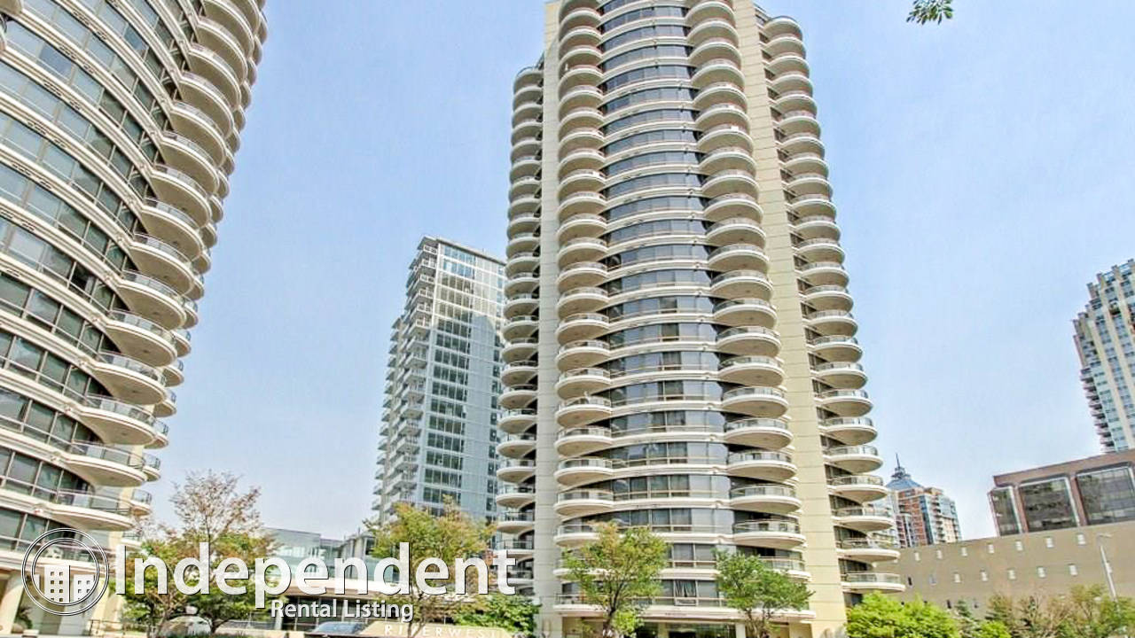 2 Bedroom Condo for Rent in Downtown