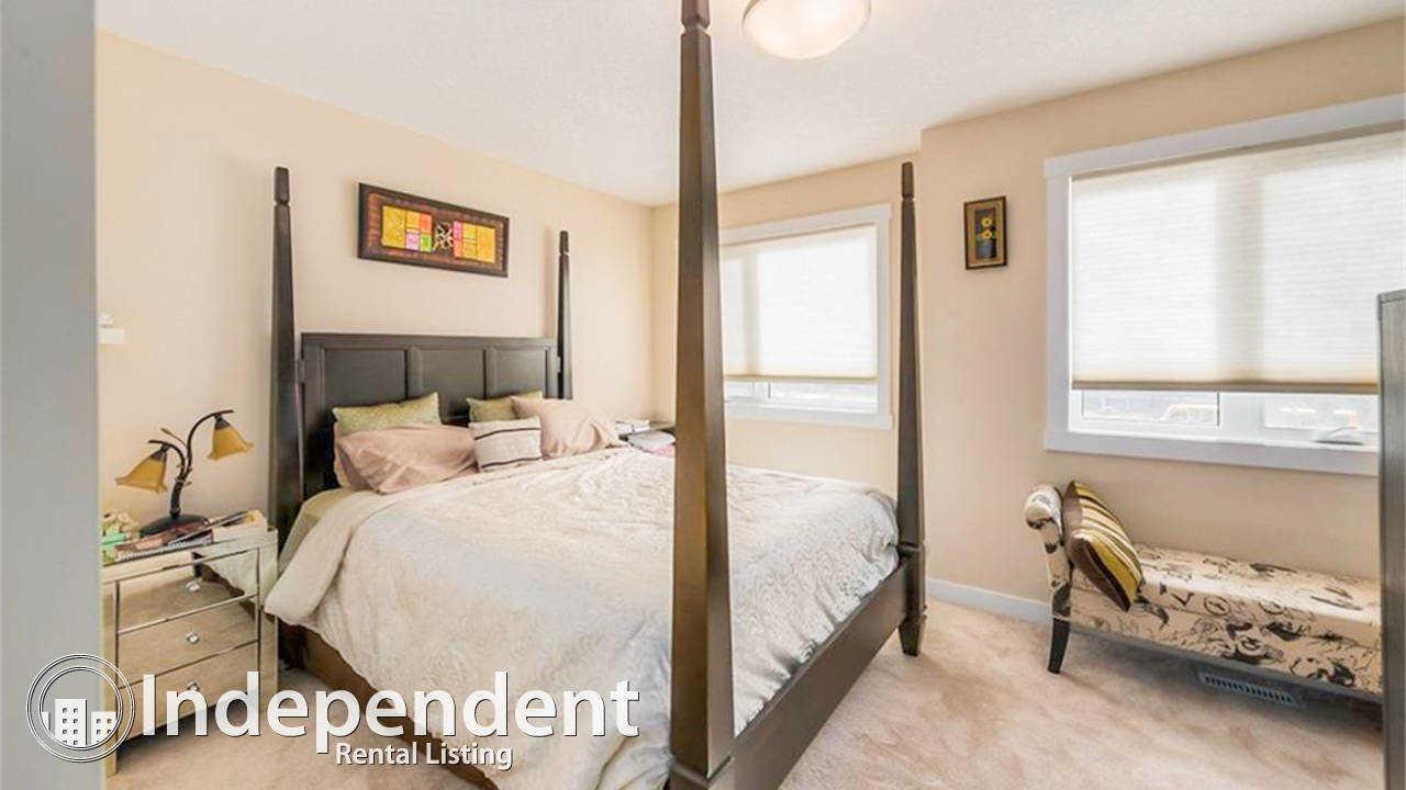 FURNISHED 2 Bedroom Townhouse for Rent in Bridgeland