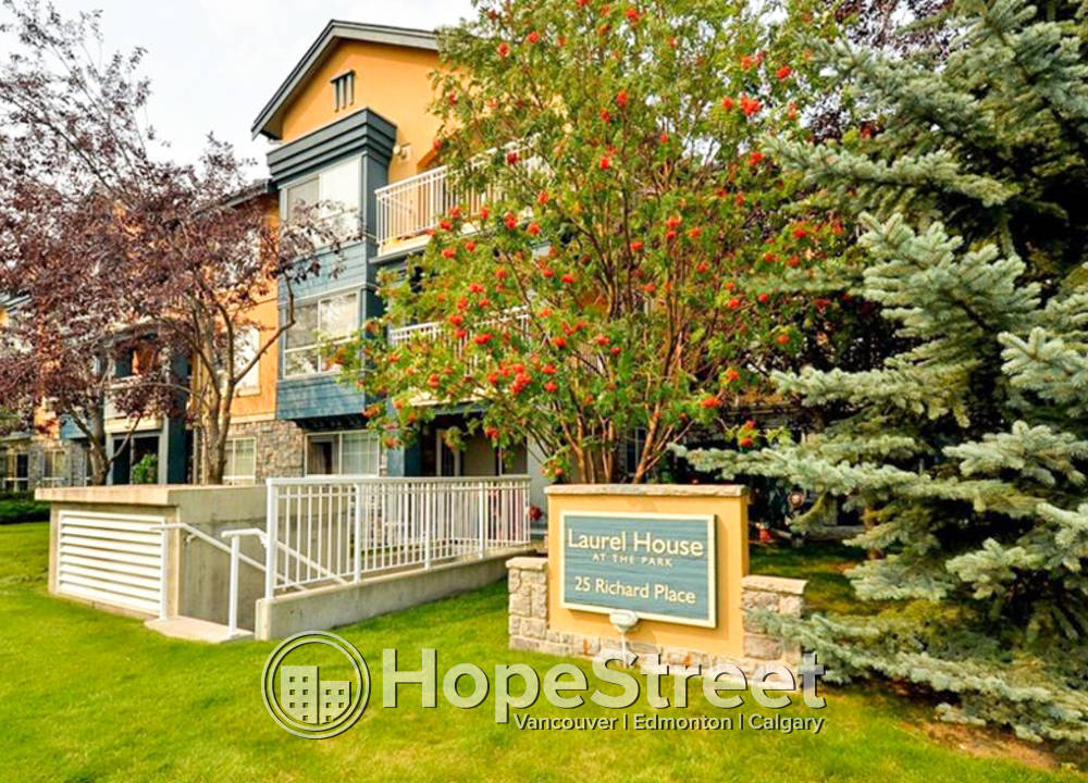 212 - 25 Richard Place SW, Calgary, AB - $995 CAD/ month