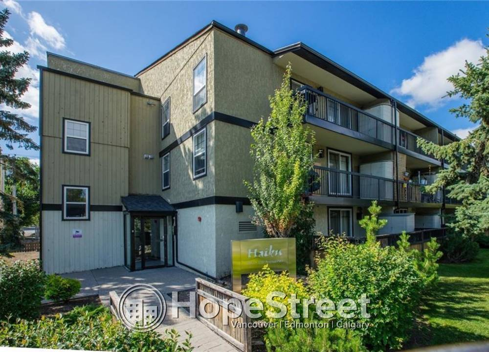 205 - 1301 17 Avenue NW - 1200CAD / month