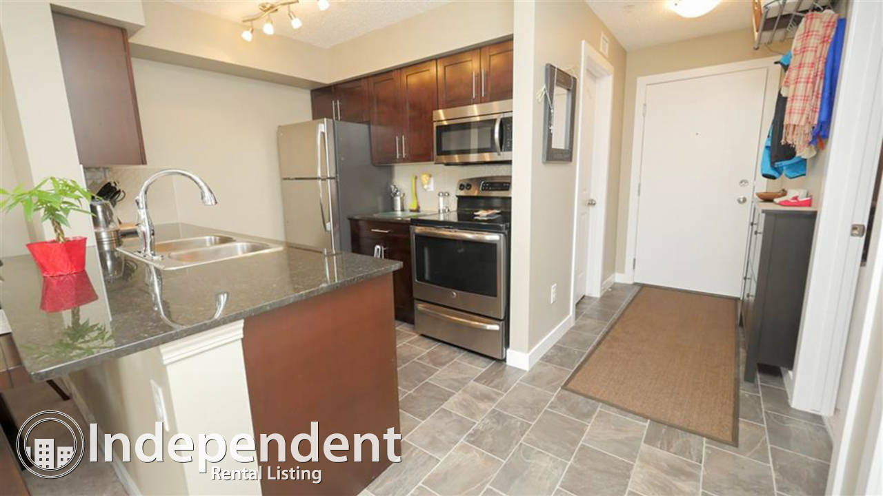 *Special Offer* 2 Bedroom + Den Condo for Rent in McConachie