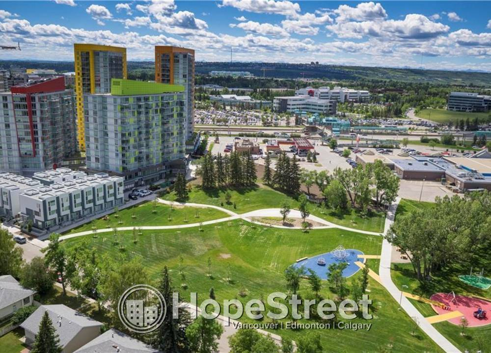 101 - 20 Brentwood Common NW, Calgary, AB - 1,650 CAD/ month