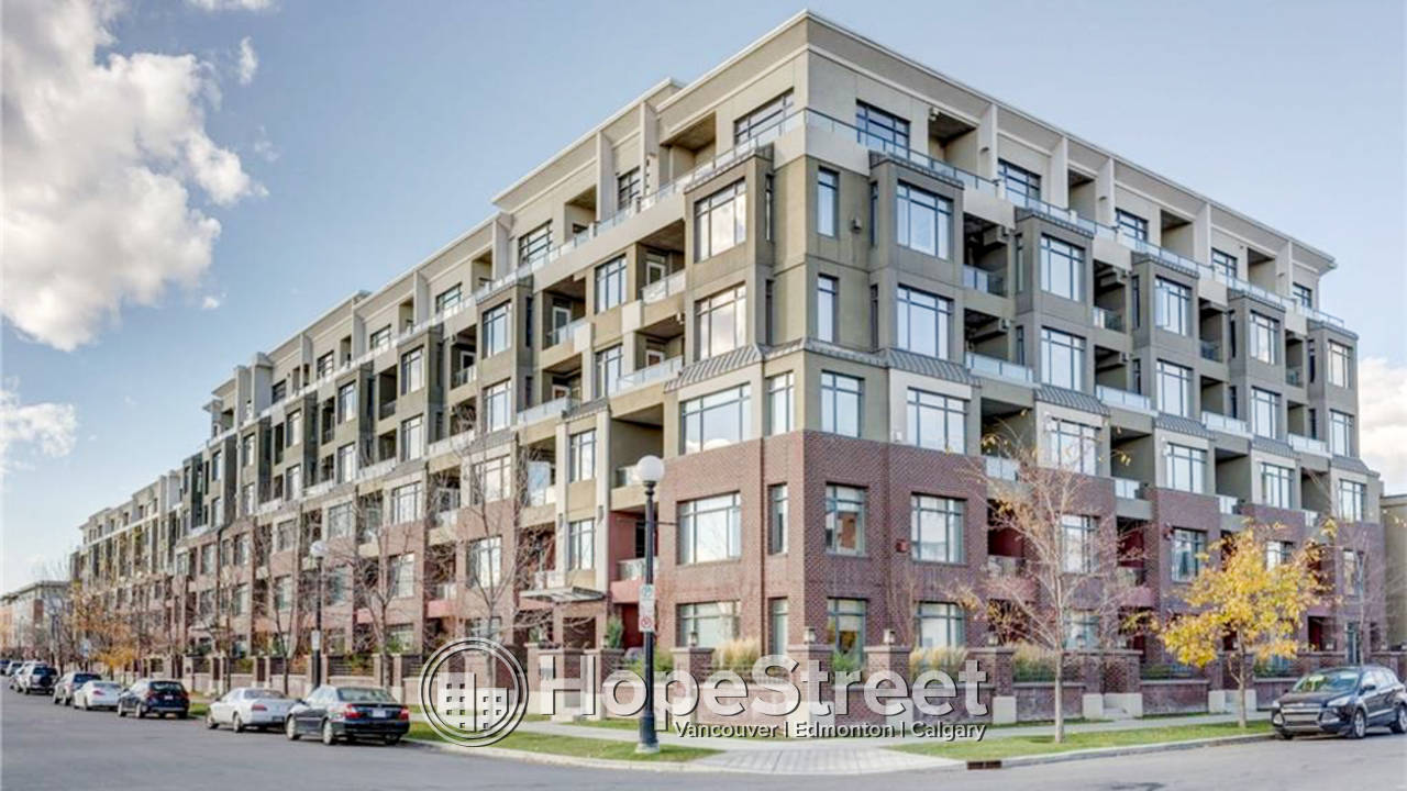 2 Bedroom Apartment for Rent in Bridgeland: Dog Friendly