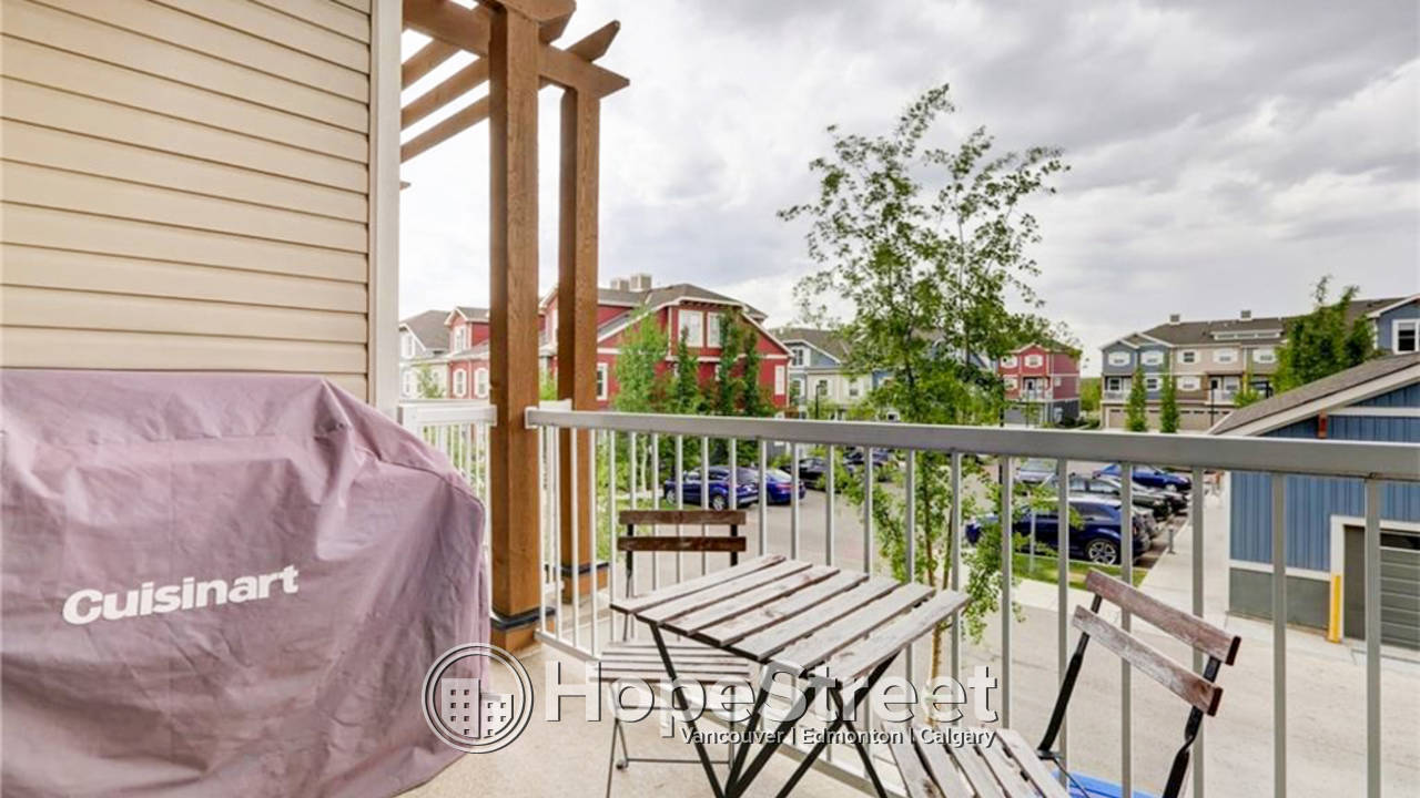 3 Bedroom Townhouse with Lake Access for Rent in Auburn Bay