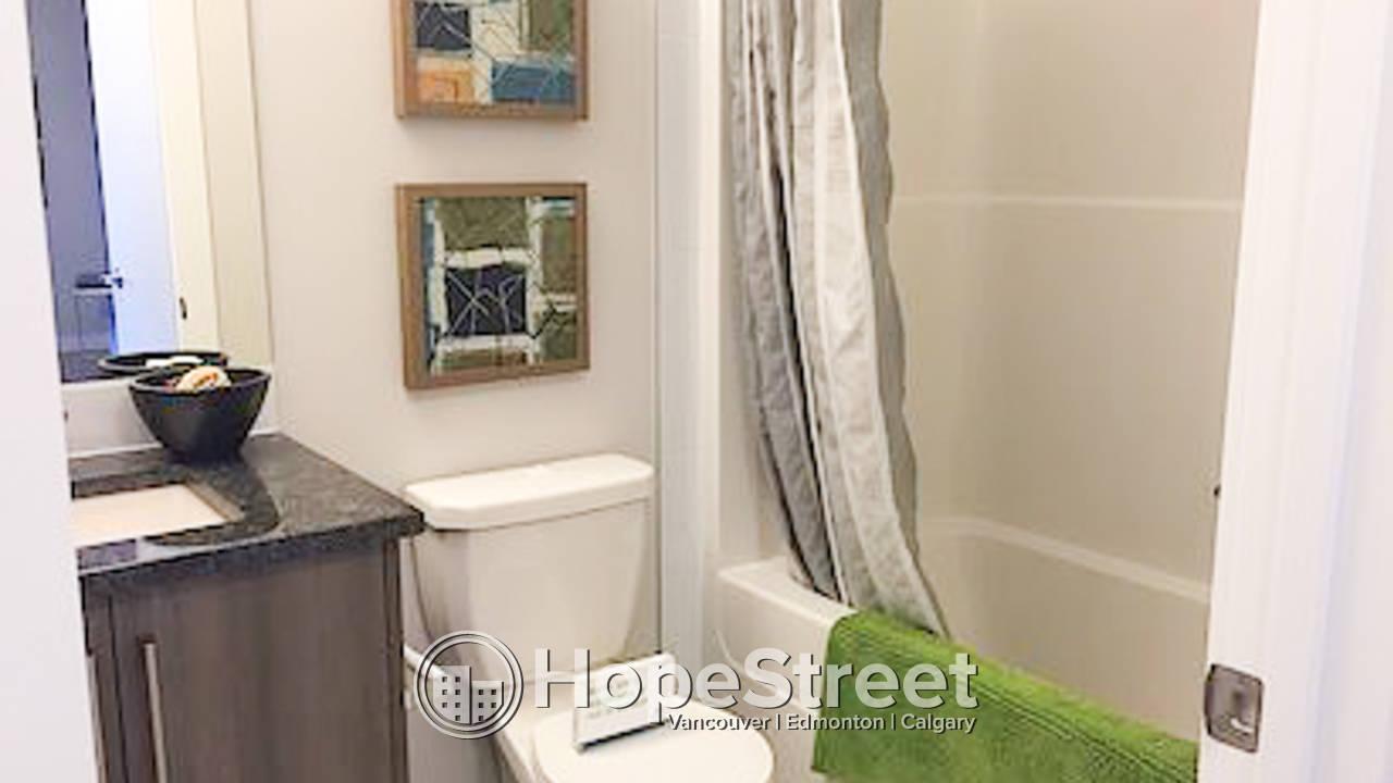 1 Bedroom + Den Condo for Rent in Sage Hill: Pet Friendly