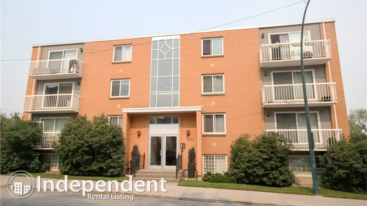 1 bedroom condo for rent in bankview hope street real for 1 bedroom condo for rent