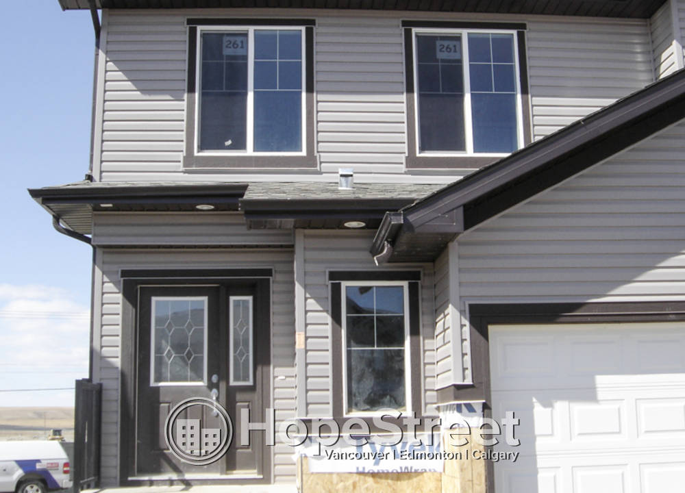 261 Luxstone Way, Airdrie, AB - $1,450