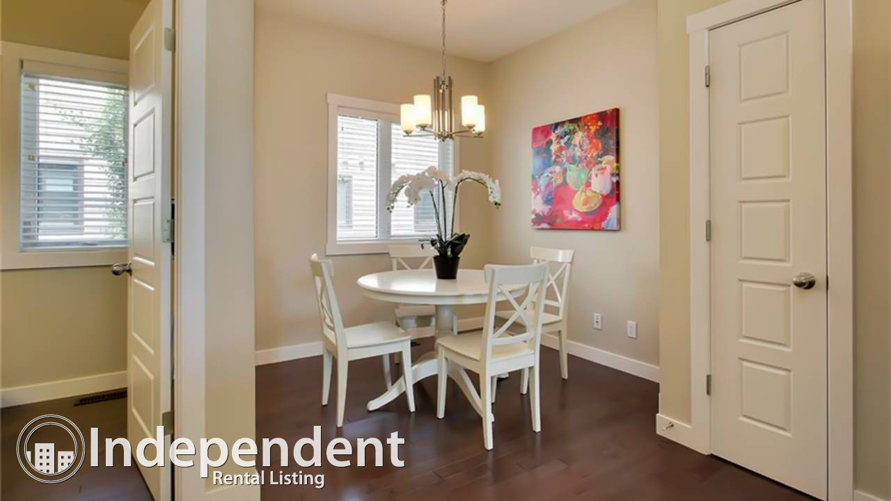 2 Bedroom, 2.5 Bathroom Townhouse for Rent in Bridgeland