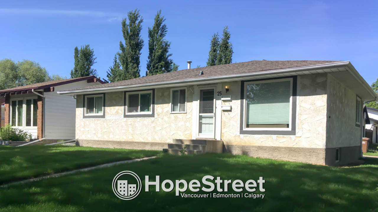 2 Bedroom Basement Suite For Rent in St. Albert