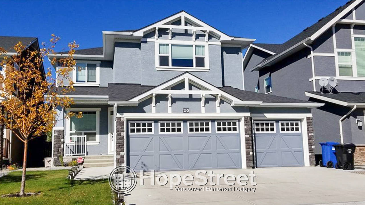 Gorgeous 4 Bedroom House for Rent in Aspen Woods