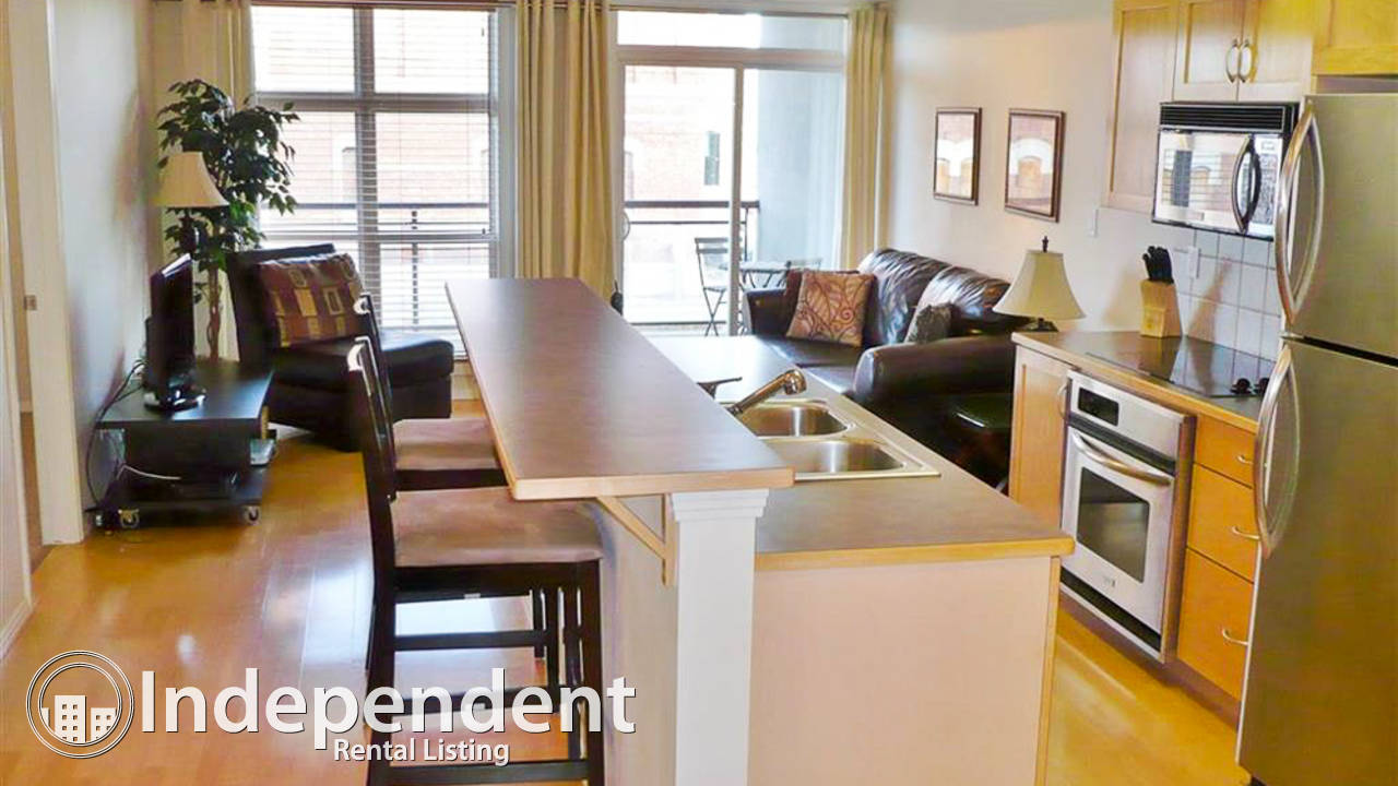1 Bedroom Condo for Rent in Westmount