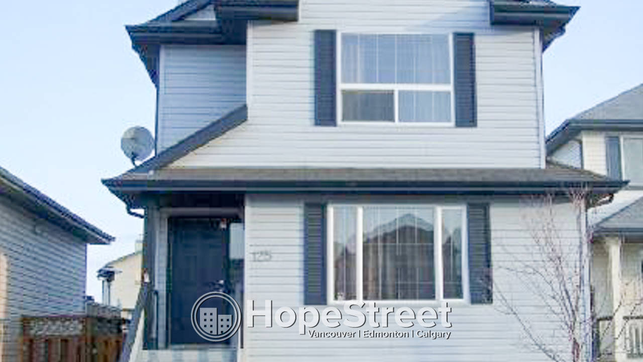 3 Bedroom House for Rent in Leduc